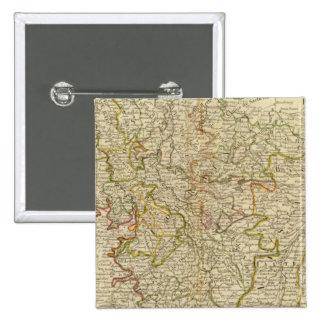 Lorraine, France Pinback Button