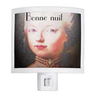 Lorraynna French Baroque Night Light
