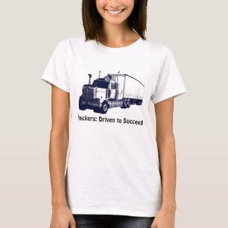 Lorry & Freight Truck Drivers Positive Shirt