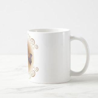Los 02 fantásticos ligeros taza básica blanca
