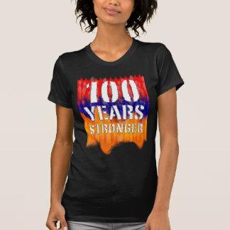 Los 100 años la camiseta de mujeres armenias más