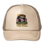 los 101os veteranos Vietnam de la división aerotra Gorro
