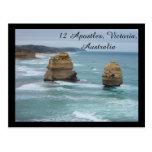 Los 12 apóstoles, Victoria, Australia Postal