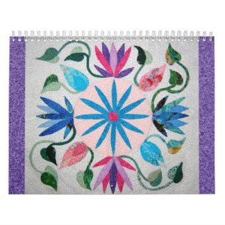 ¡Los 2010 calendarios banales del edredón!
