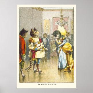 Los 3 pequeños gatitos Arrival de sir Mouser s Impresiones