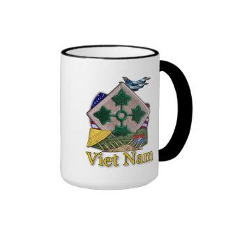 los 4tos veteranos Vietnam de la división de infan