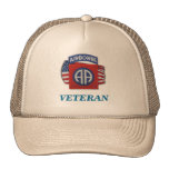los 82.os veteranos aerotransportados Fort Bragg d