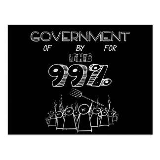los 99% ocupan el movimiento de Wall Street Postal
