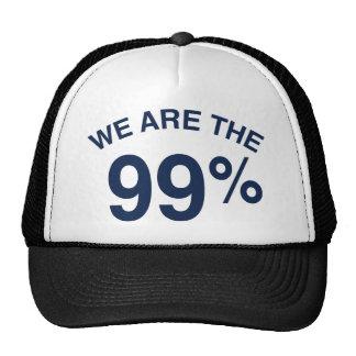 Los 99 son nosotros gorras de camionero