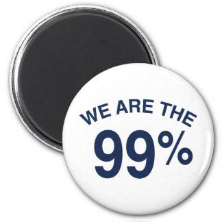 Los 99% son nosotros imanes para frigoríficos