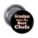 Los abuelos hacen los mejores cocineros el botón pins