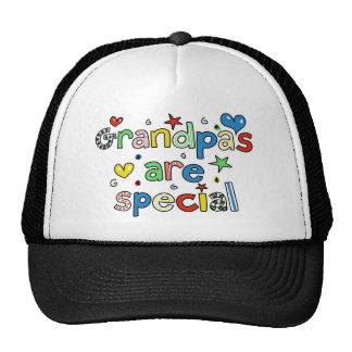 Los abuelos son especiales gorros