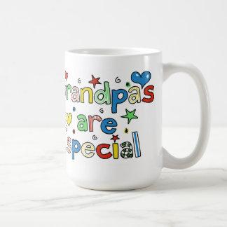 Los abuelos son especiales taza de café