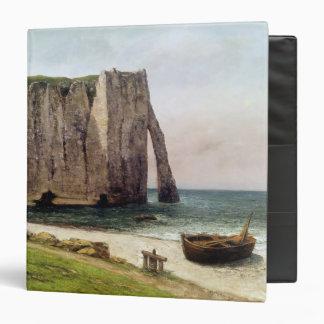 Los acantilados en Etretat 1869