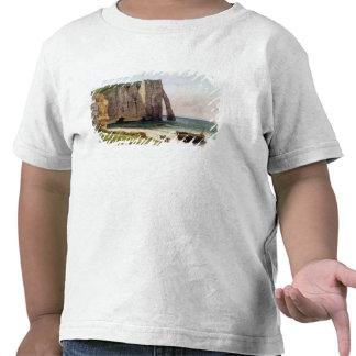 Los acantilados en Etretat 1869 Camiseta
