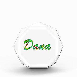 Los accesorios de Dana