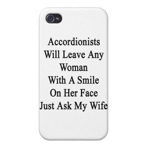 Los acordeonistas dejarán a cualquier mujer con un iPhone 4 cárcasa