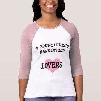 Los Acupuncturists hacen a mejores amantes Playeras