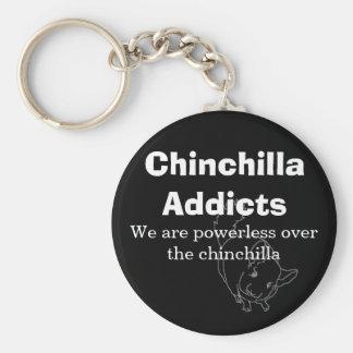 Los adictos a la chinchilla, somos impotentes… llaveros