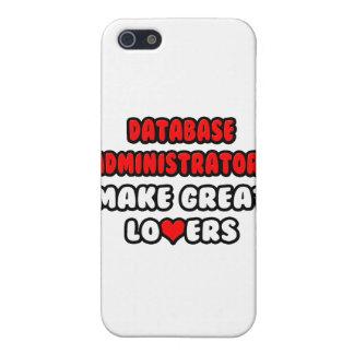 Los administradores de base de datos hacen a grand iPhone 5 protectores