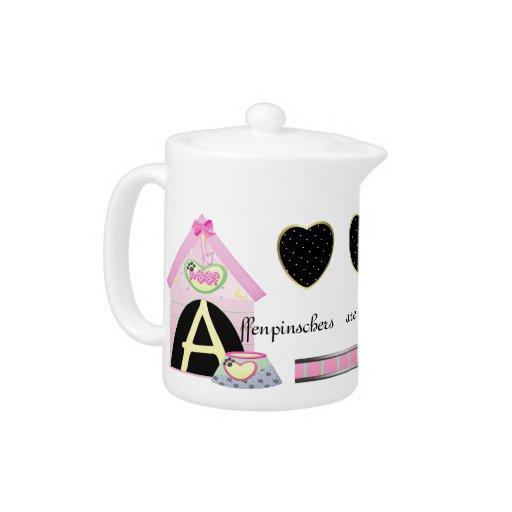 Los Affenpinschers son mi taza de té
