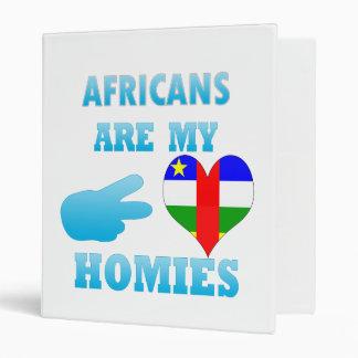 Los africanos son mi Homies