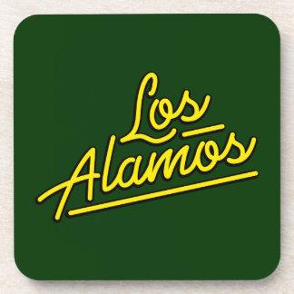 Los Alamos en amarillo