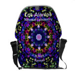 Los Alamos - Heaven's Reprise of the Blue Universe Messenger Bag