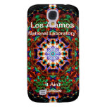 Los Alamos__Irredescent Leaves Falling into Heaven Samsung Galaxy S4 Cases
