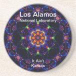 Los Alamos - Lightform del placer divino Posavasos Cerveza