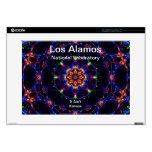 Los Alamos - Lightform del placer divino Calcomanía Para Portátil