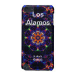 Los Alamos - Lightform of Heavenly Delight iPod Touch (5th Generation) Cases