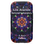 Los Alamos - Lightform of Heavenly Delight Galaxy SIII Case