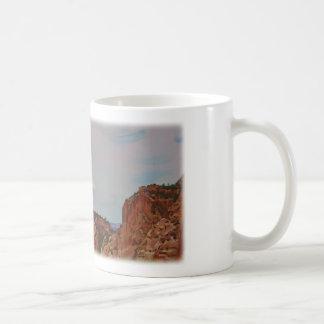 Los Alamos Overview Classic White Coffee Mug