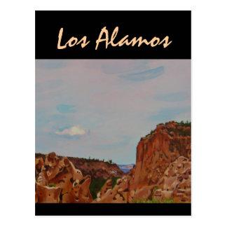 Los Alamos Postcard