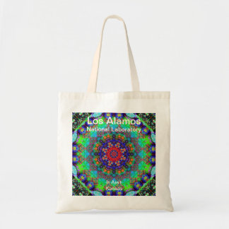 Los Alamos - Stained Glass Garden Beyond the Sun Bag