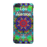 Los Alamos - Stained Glass Garden Beyond the Sun iPod Touch (5th Generation) Case