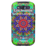 Los Alamos - Stained Glass Garden Beyond the Sun Galaxy S3 Case