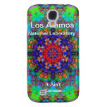 Los Alamos - Stained Glass Garden Beyond the Sun Galaxy S4 Covers