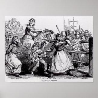 Los alborotadores Galés Póster