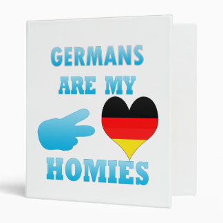Los alemanes son mi Homies