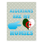 Los algerinos son mi Homies Postal