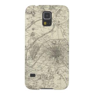 Los alrededores de París Carcasa Para Galaxy S5