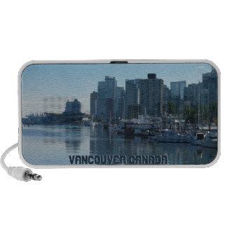 Los altavoces de Vancouver personalizaron recuerdo