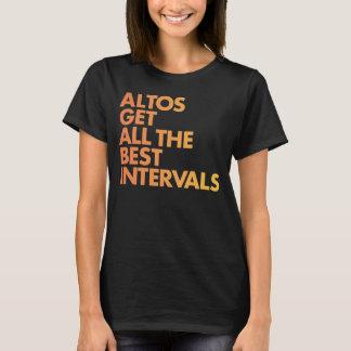Los altos consiguen toda la mejor camiseta de los