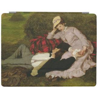 Los amantes, 1870 cover de iPad
