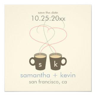 Los amantes del café ahorran la fecha: Papel del Comunicados Personales