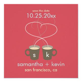 Los amantes del café ahorran la fecha: Rojo Comunicado