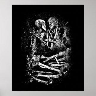 Los amantes del poster de Valdaro