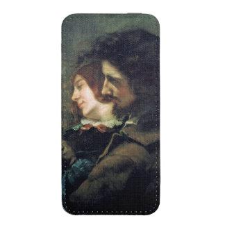Los amantes felices, 1844 funda acolchada para iPhone